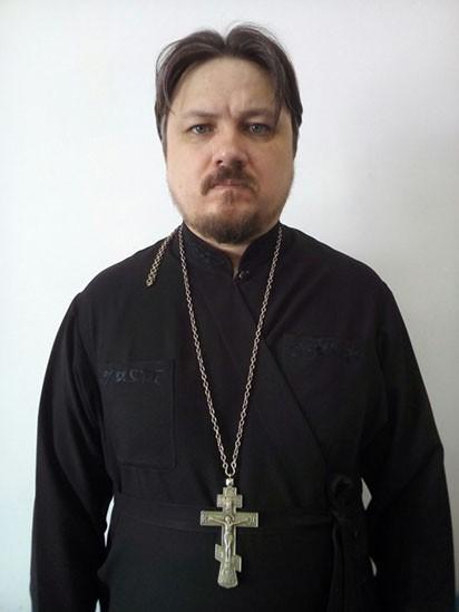 Клирик иерей Александр Квасов