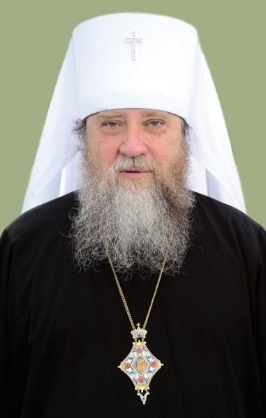 Духовенство епархии, правящий архирей Оренбургской епархии