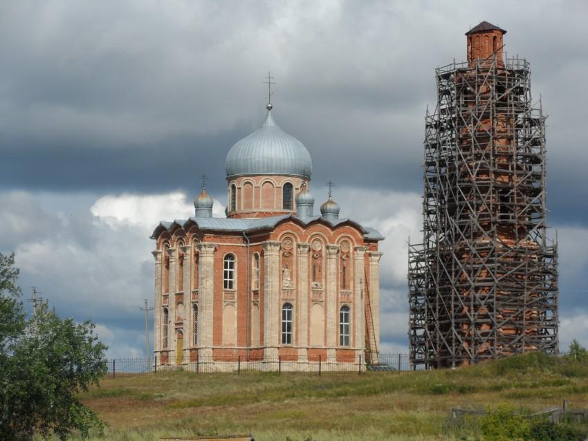 Церковь Великомученицы Варвары в Тугустимире