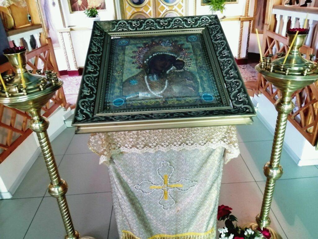 празднование иконы Табынской Божьей Матери в Тюльгане