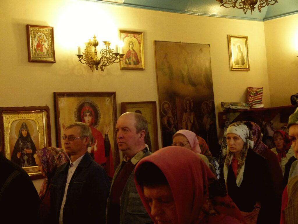 Антипасха 5 мая в Тюльгане