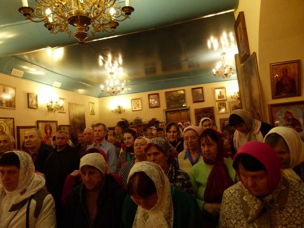 Богослужения в Тюльгане — Пасха 2019