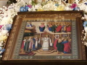 Покров Пресвятой Богородицы — праздничная икона в Тюльгане