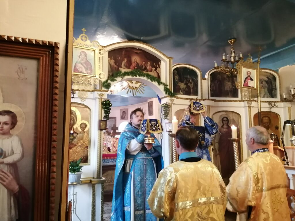 Покров Пресвятой Богородицы в Тюльгане