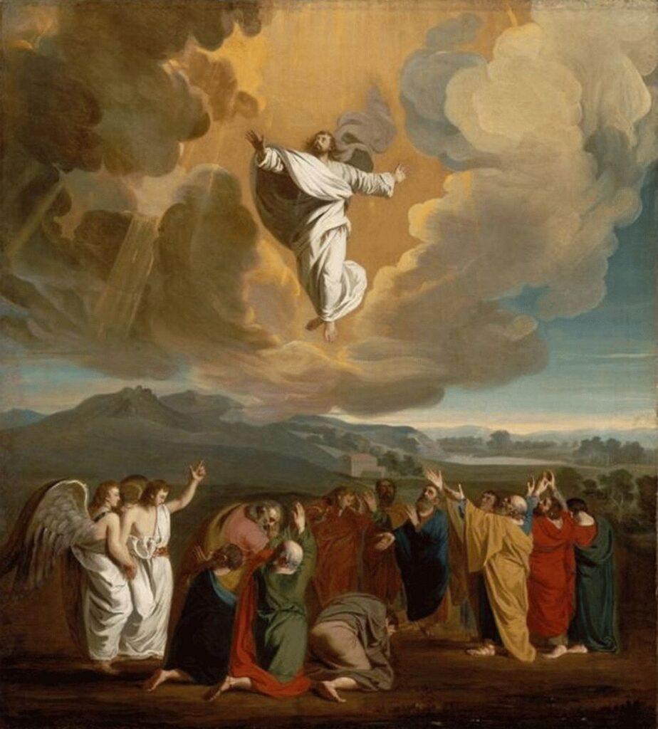 Вознесение Господне на Небо