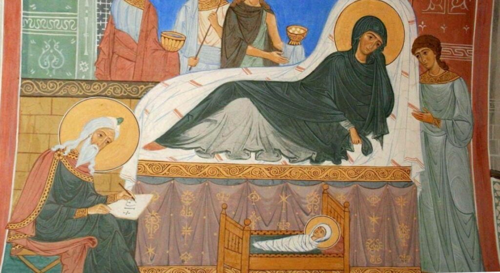 Рождество пророка Иоанна Крестителя