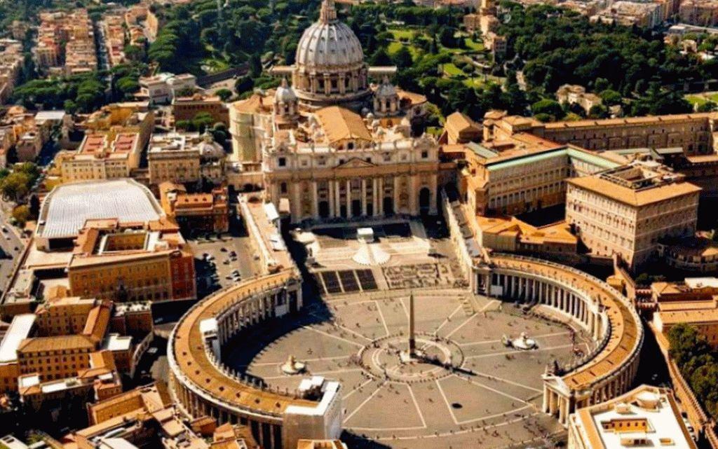 Собор в честь святого Петра в Ватикане