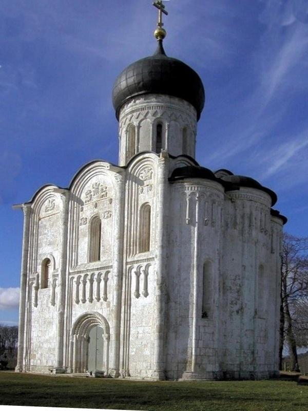 Храм Покрова на Нерли особенности