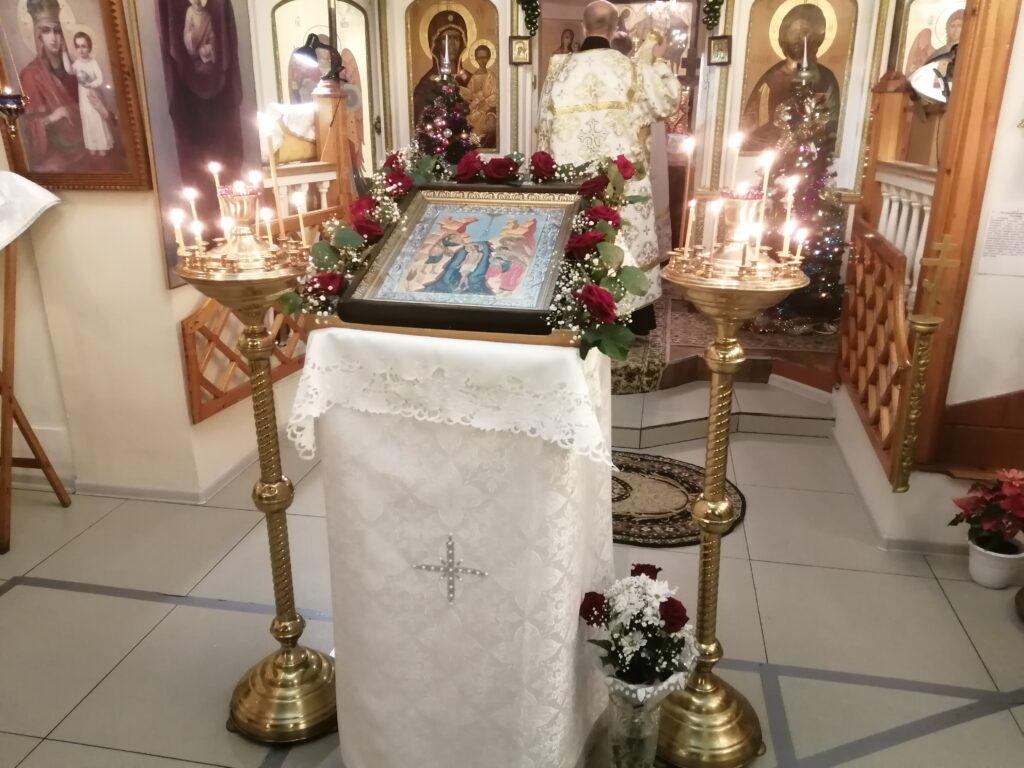 Праздник Крещения Господня 2021 в Тюльгане